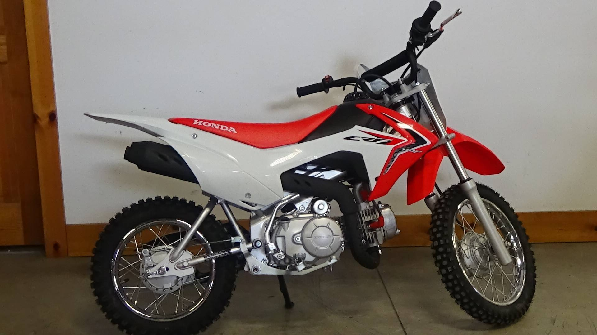 2018 Honda CRF110F in Bennington, Vermont