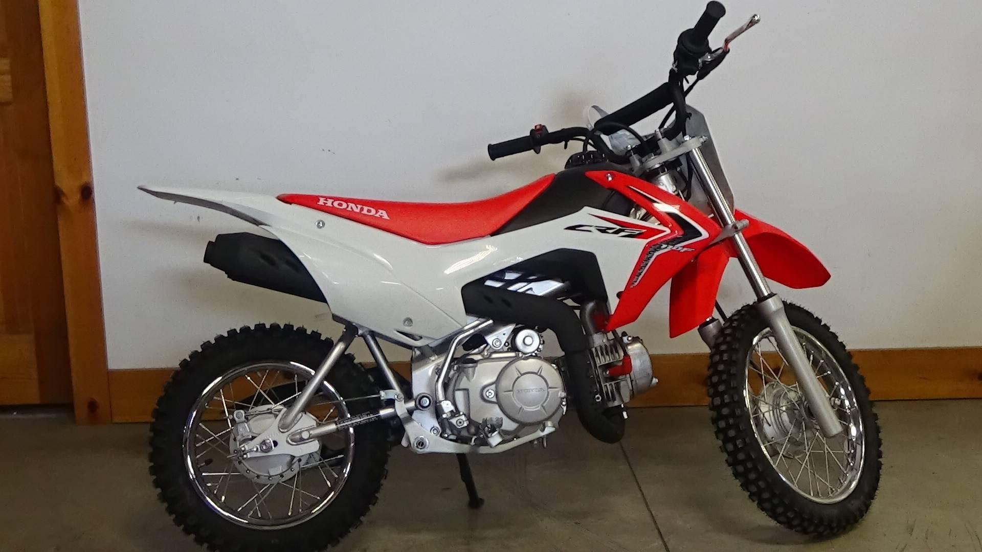 2018 Honda CRF110F for sale 2502