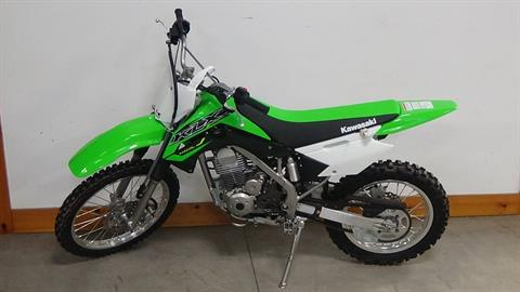 2019 Kawasaki KLX 140L in Bennington, Vermont - Photo 1