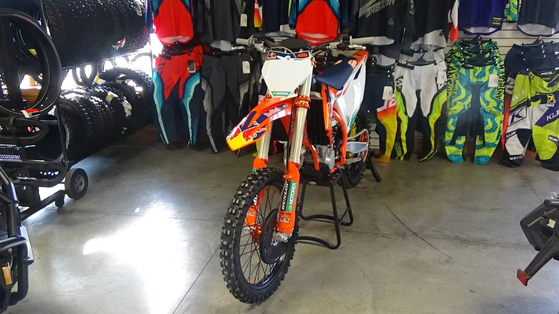 2021 KTM 450 SX-F Factory Edition in Bennington, Vermont - Photo 1