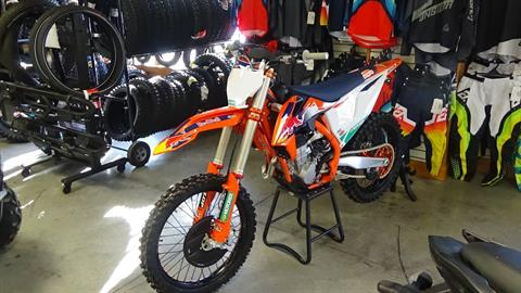 2021 KTM 450 SX-F Factory Edition in Bennington, Vermont - Photo 2