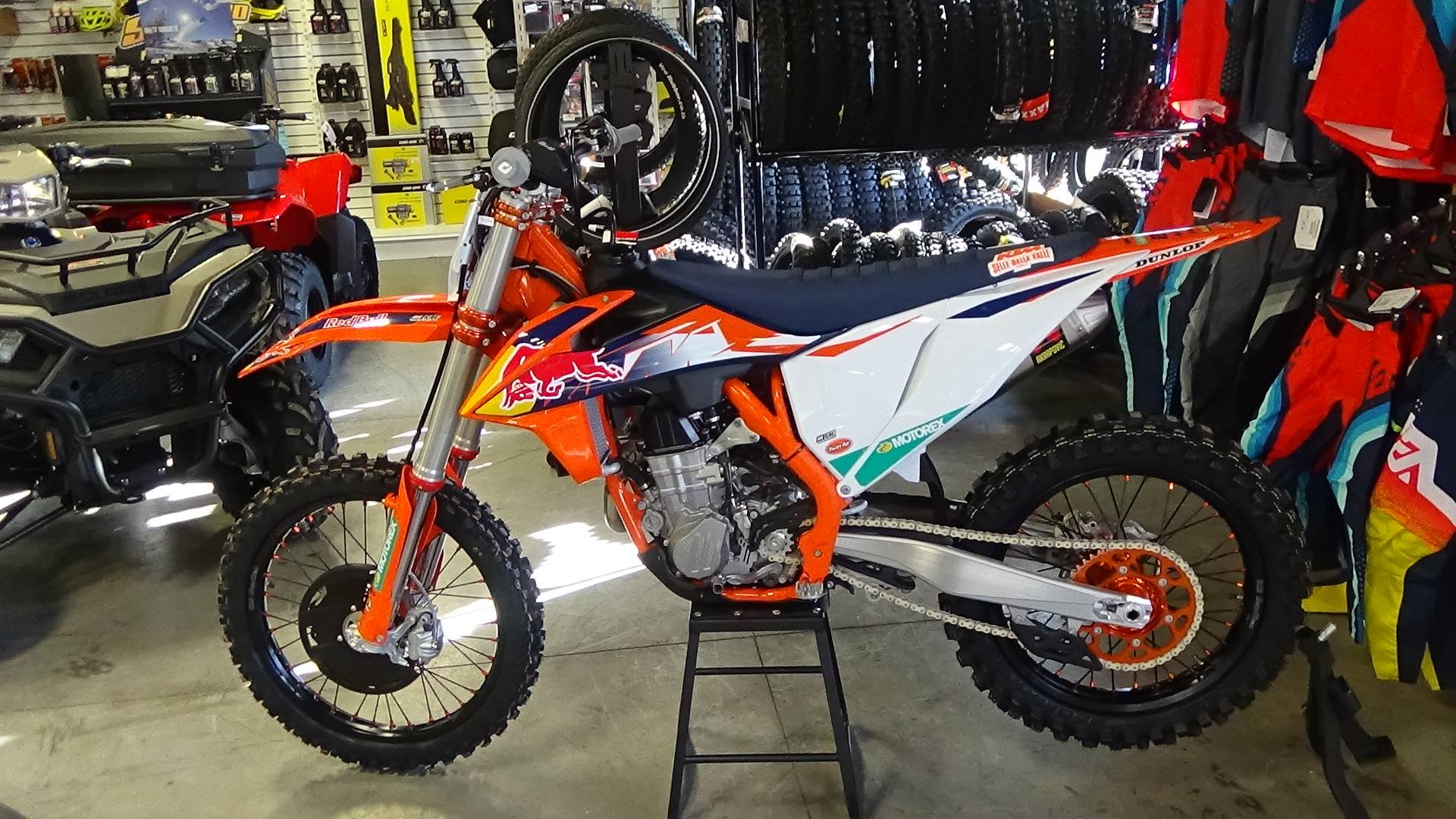 2021 KTM 450 SX-F Factory Edition in Bennington, Vermont - Photo 3