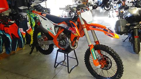 2021 KTM 450 SX-F Factory Edition in Bennington, Vermont - Photo 5