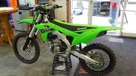 2019 Kawasaki KX 250 in Bennington, Vermont - Photo 3