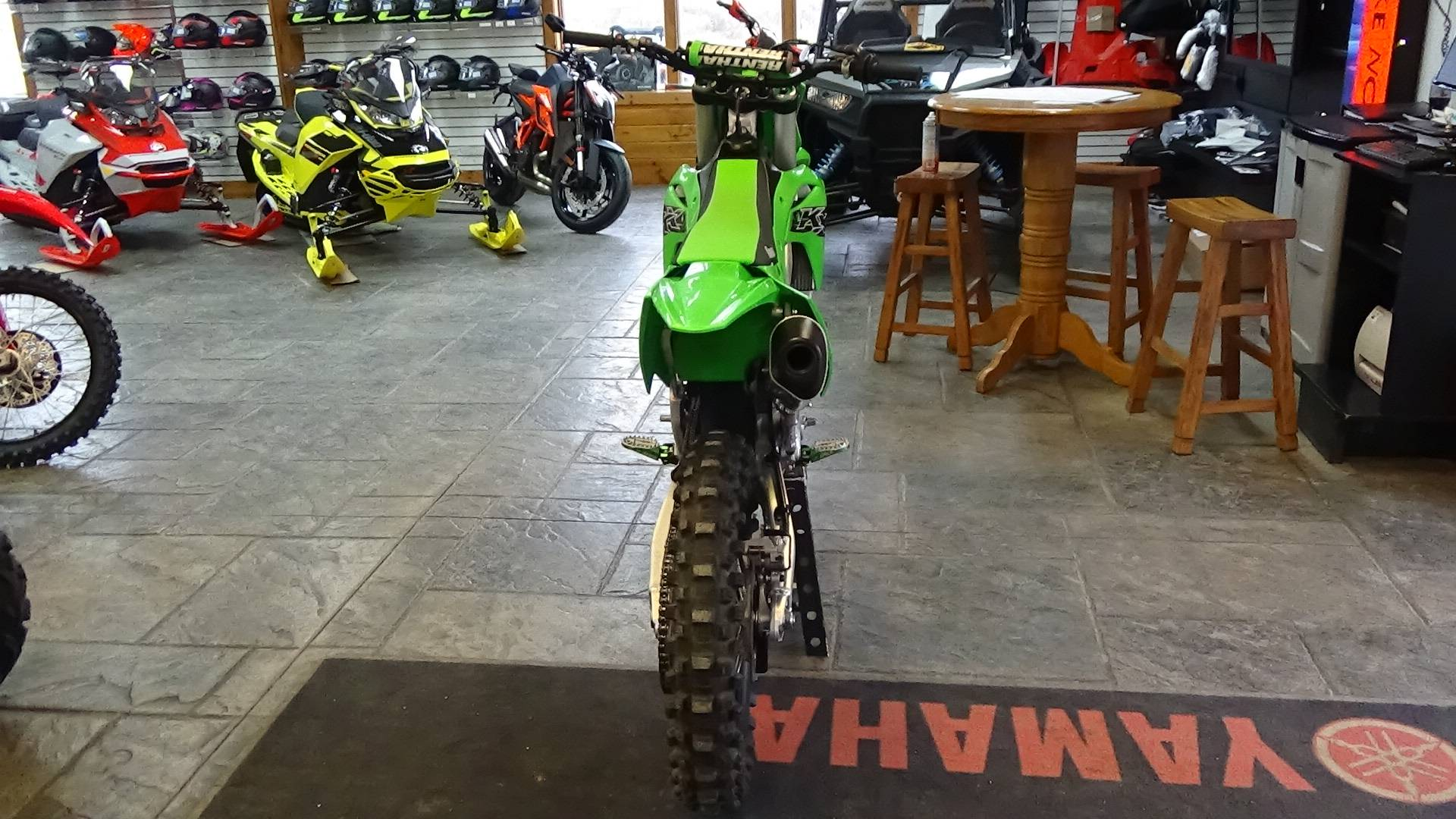 2019 Kawasaki KX 250 in Bennington, Vermont - Photo 6