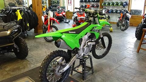 2019 Kawasaki KX 250 in Bennington, Vermont - Photo 8