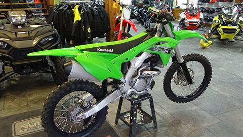 2019 Kawasaki KX 250 in Bennington, Vermont - Photo 9