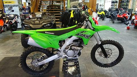2019 Kawasaki KX 250 in Bennington, Vermont - Photo 10