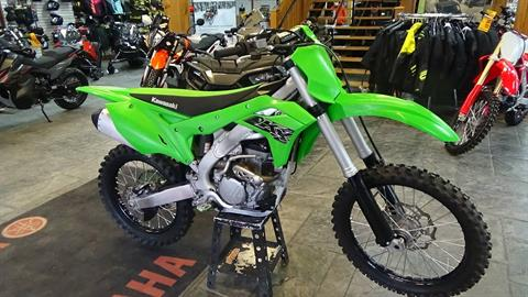 2019 Kawasaki KX 250 in Bennington, Vermont - Photo 11