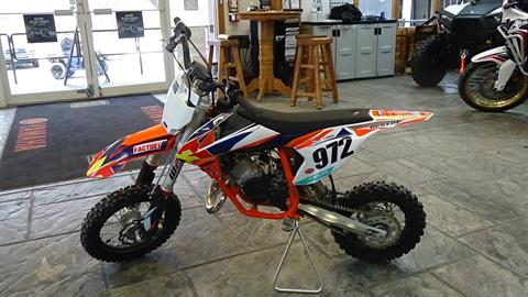 2021 KTM 50 SX in Bennington, Vermont - Photo 1