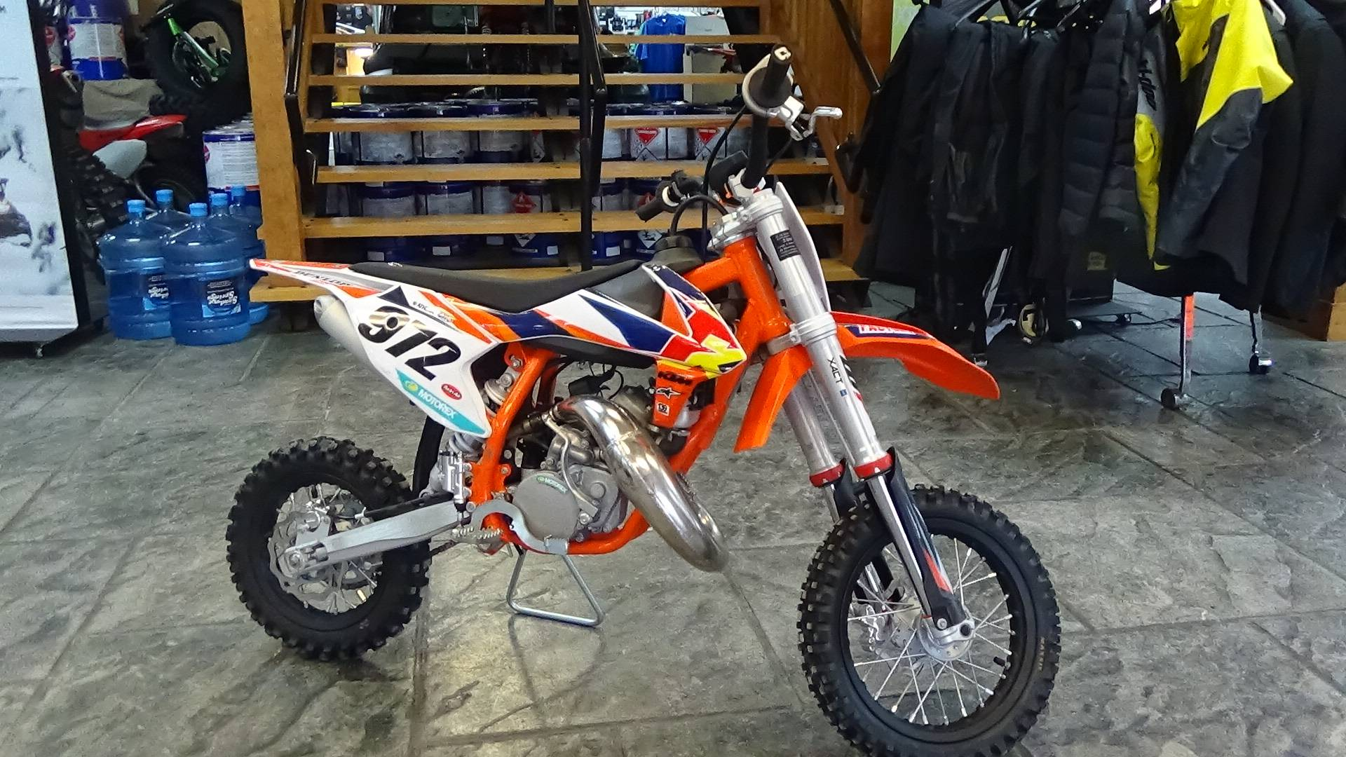 2021 KTM 50 SX in Bennington, Vermont - Photo 5