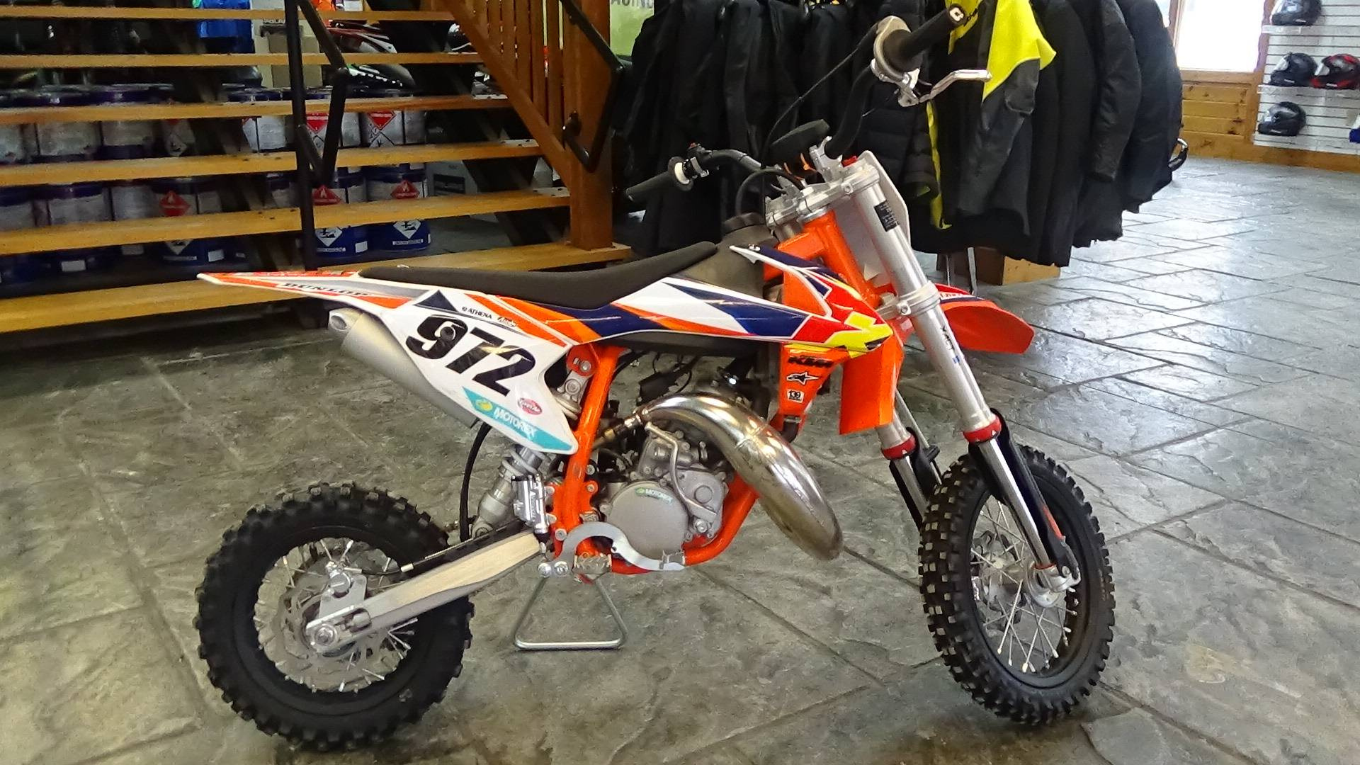 2021 KTM 50 SX in Bennington, Vermont - Photo 6