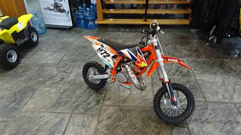 2021 KTM 50 SX in Bennington, Vermont - Photo 10