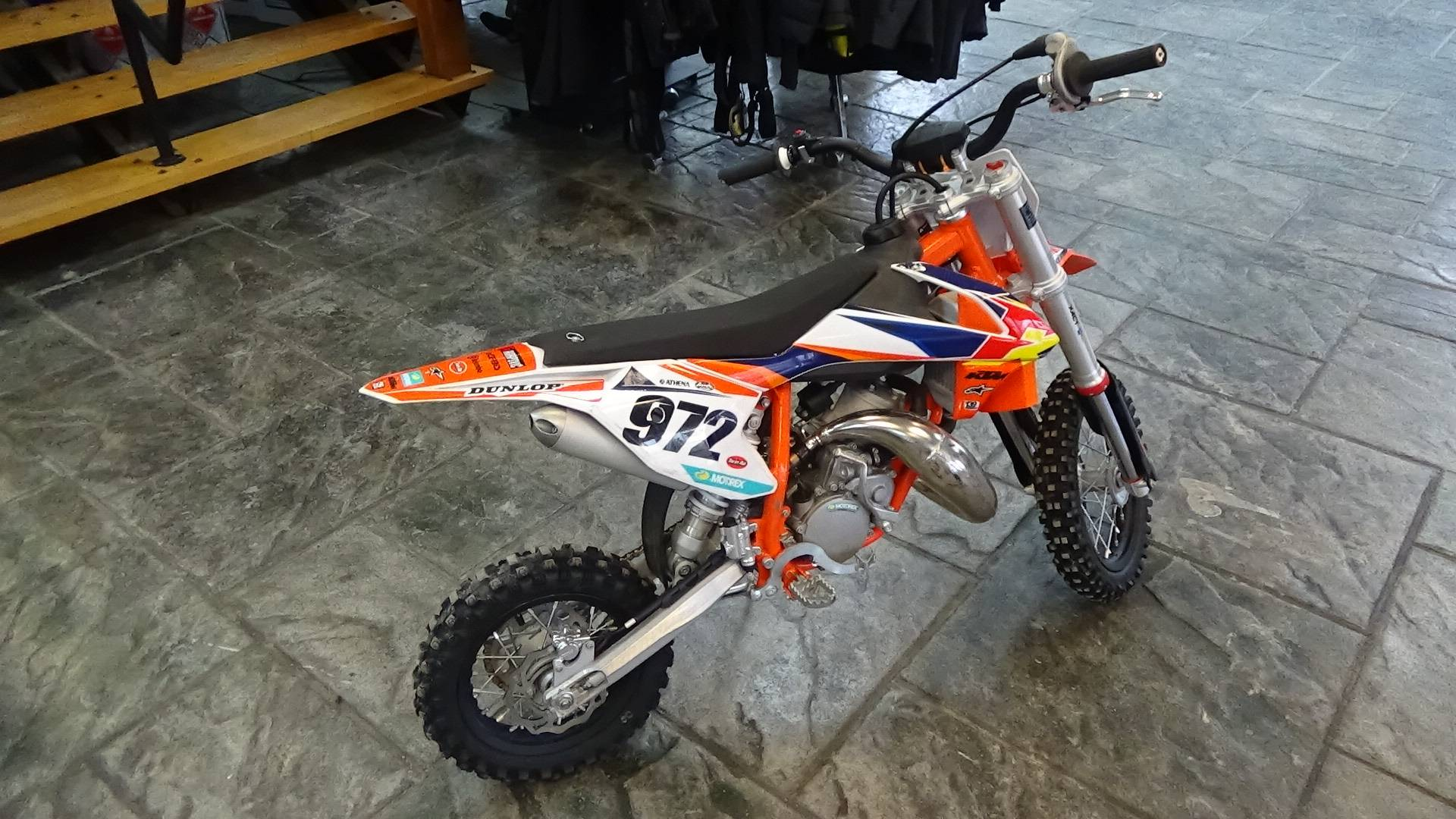 2021 KTM 50 SX in Bennington, Vermont - Photo 11