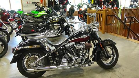 2005 Harley-Davidson FLSTSC/FLSTSCI Softail® Springer® Classic in Bennington, Vermont - Photo 2