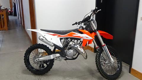 2020 KTM 125 SX in Bennington, Vermont - Photo 1