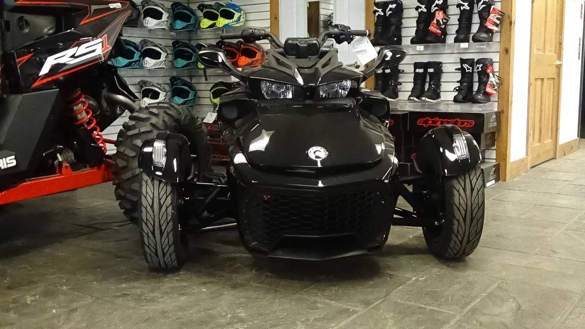 2019 Can-Am Spyder F3 in Bennington, Vermont - Photo 1