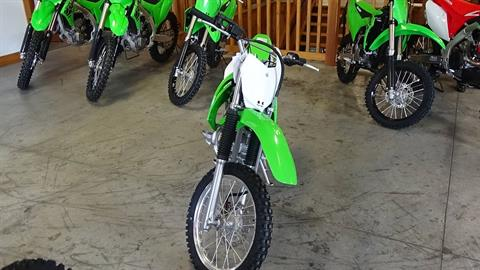 2021 Kawasaki KLX 140R in Bennington, Vermont - Photo 3