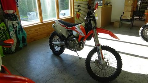 2020 KTM 450 XC-F in Bennington, Vermont - Photo 1