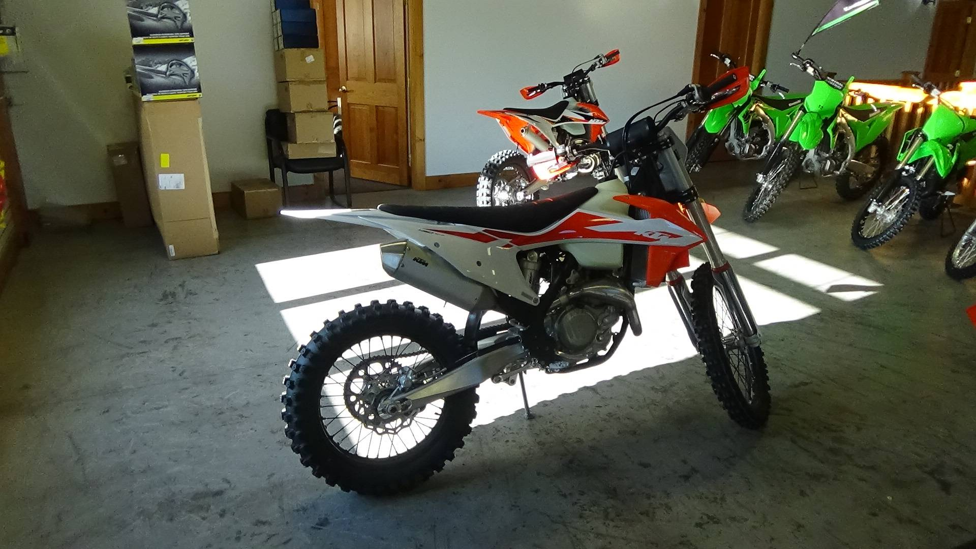 2020 KTM 450 XC-F in Bennington, Vermont - Photo 2