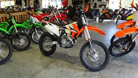 2021 KTM 350 XC-F in Bennington, Vermont - Photo 3