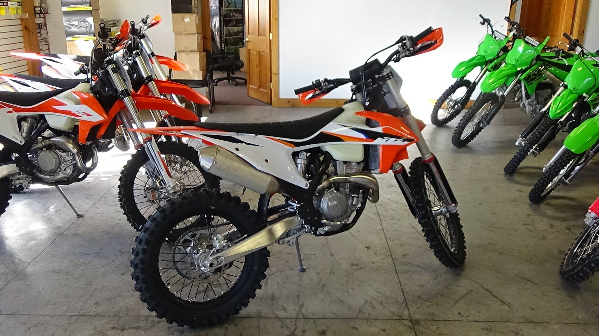 2021 KTM 350 XC-F in Bennington, Vermont - Photo 4