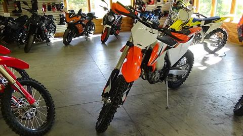 2021 KTM 350 XC-F in Bennington, Vermont - Photo 5