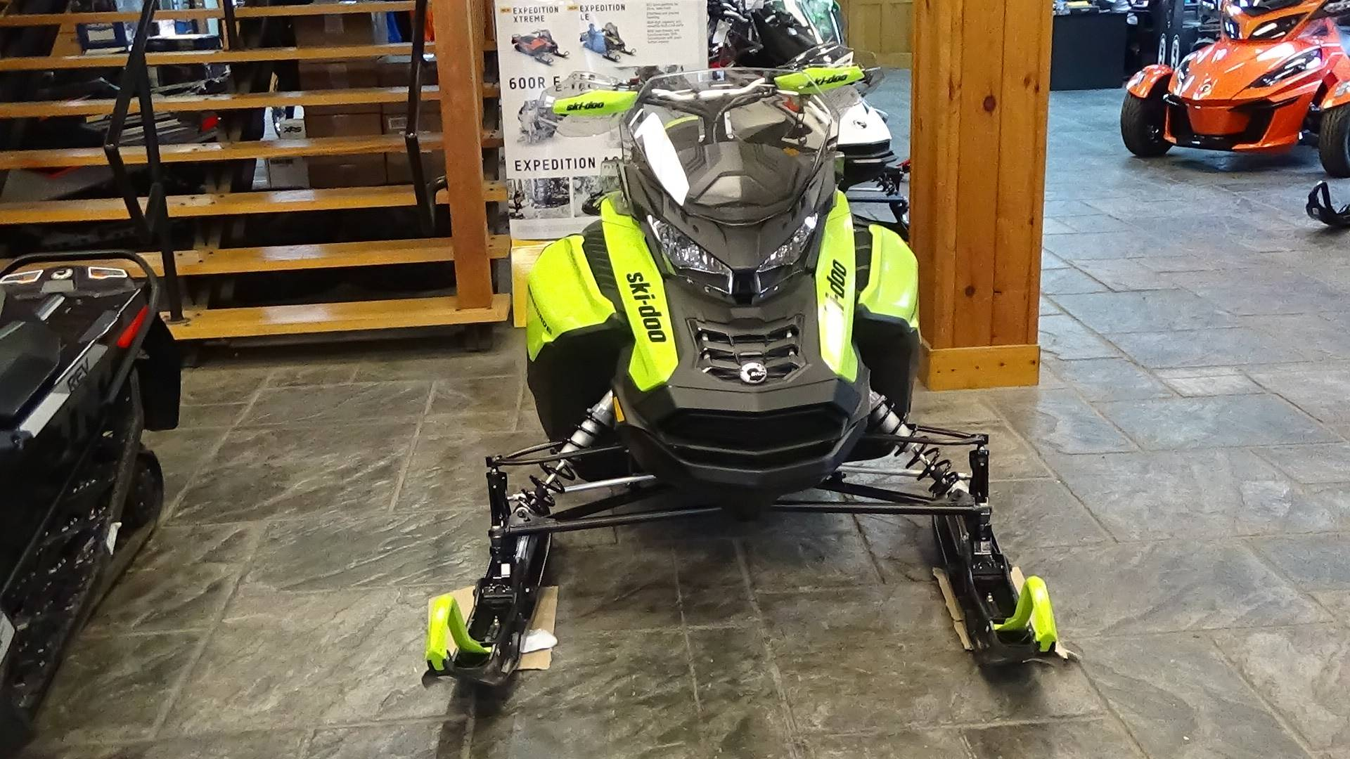 2020 Ski-Doo Renegade Adrenaline  900 Ace Turbo ES  Rev Gen4 (Wide) in Bennington, Vermont - Photo 2