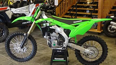 2020 Kawasaki KX 250 in Bennington, Vermont - Photo 1