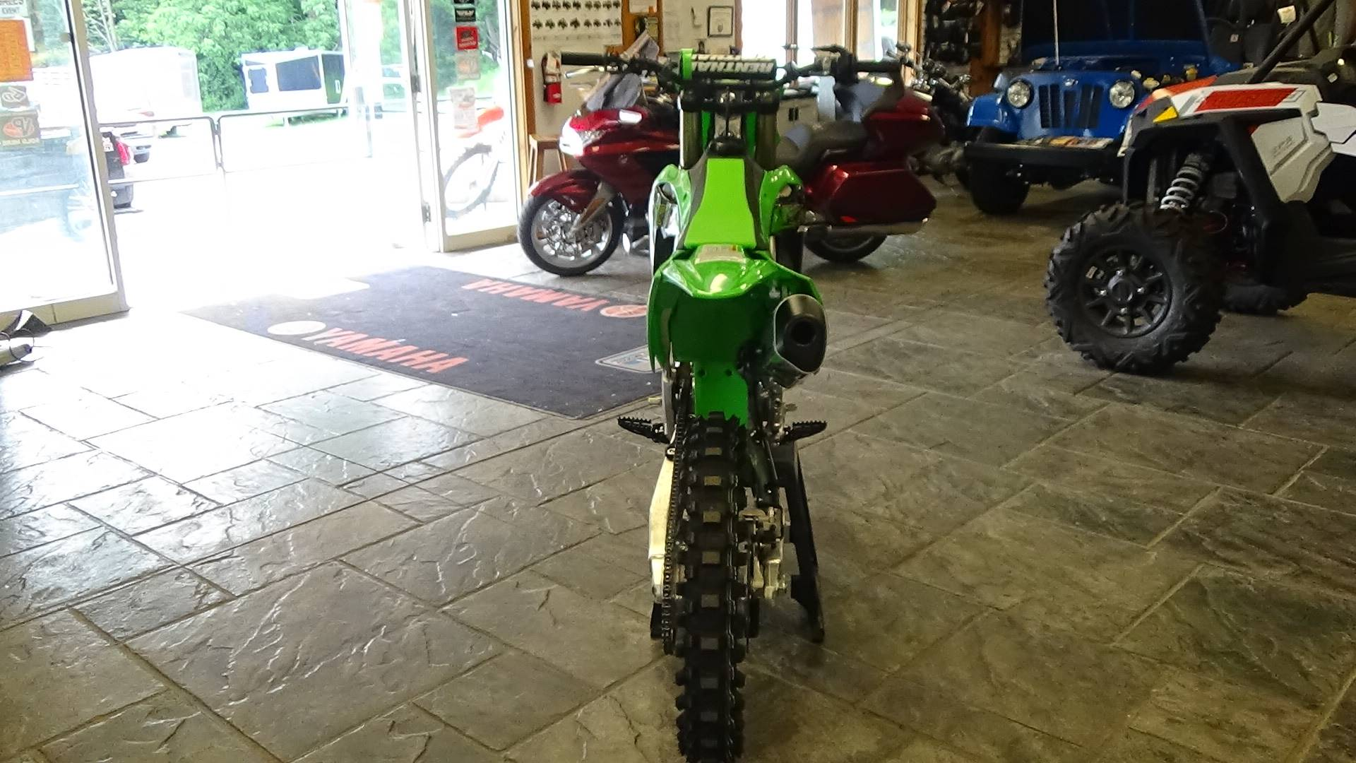 2020 Kawasaki KX 250 in Bennington, Vermont - Photo 3