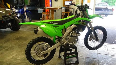 2020 Kawasaki KX 250 in Bennington, Vermont - Photo 4