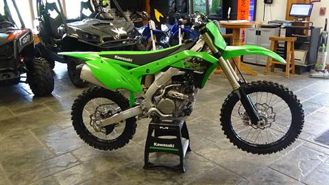 2020 Kawasaki KX 250 in Bennington, Vermont - Photo 5