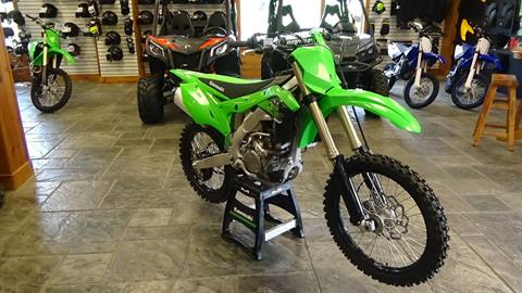 2020 Kawasaki KX 250 in Bennington, Vermont - Photo 6