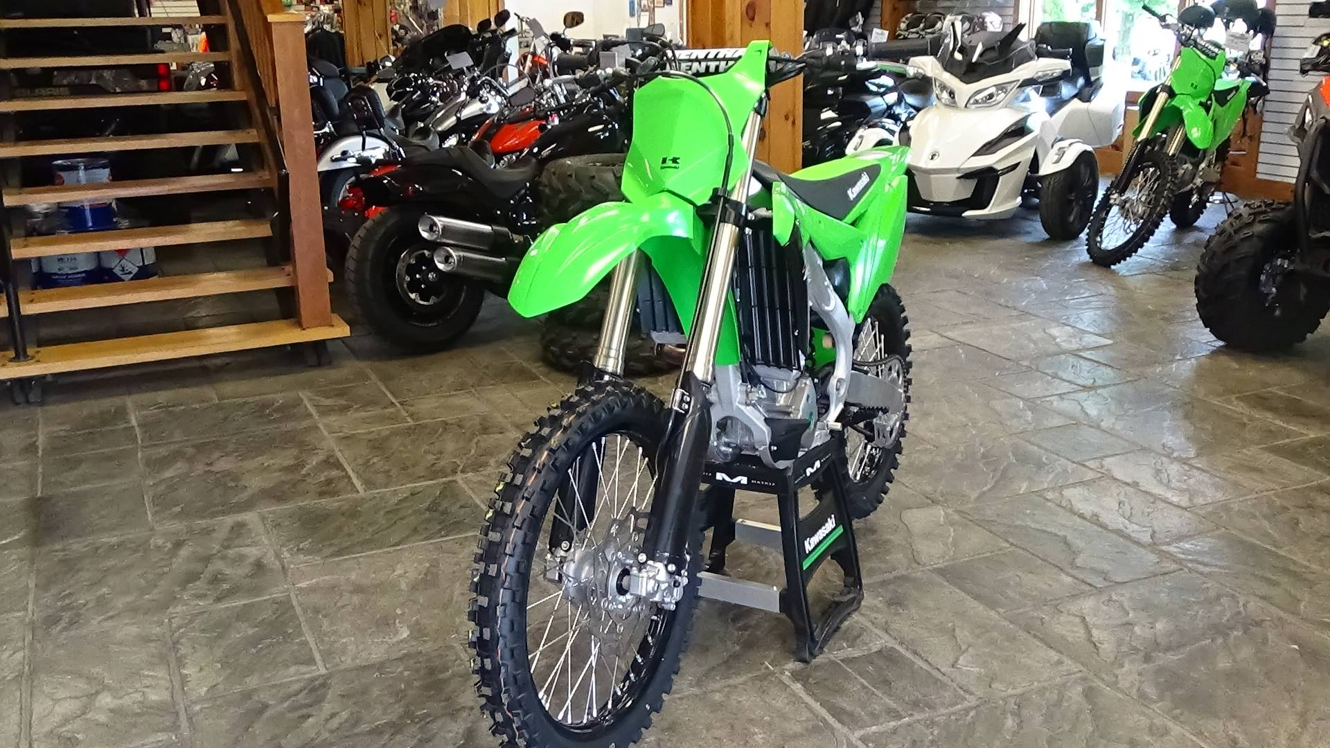2020 Kawasaki KX 250 in Bennington, Vermont - Photo 8