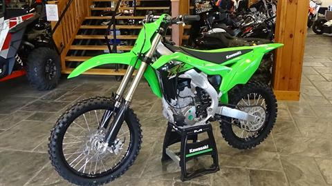 2020 Kawasaki KX 250 in Bennington, Vermont - Photo 9