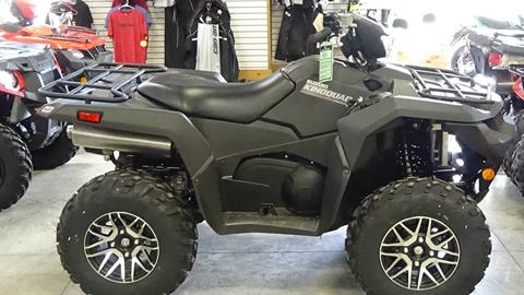 2019 Suzuki KingQuad 750AXi Power Steering SE+ in Bennington, Vermont