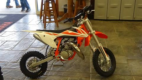 2019 KTM 50 SX in Bennington, Vermont - Photo 2