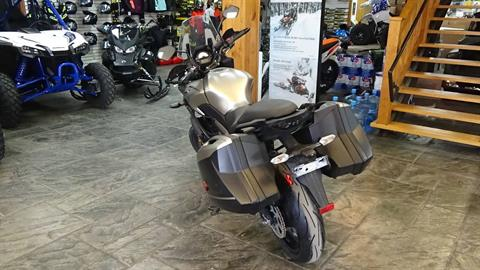 2017 Kawasaki Versys 650 LT in Bennington, Vermont - Photo 4