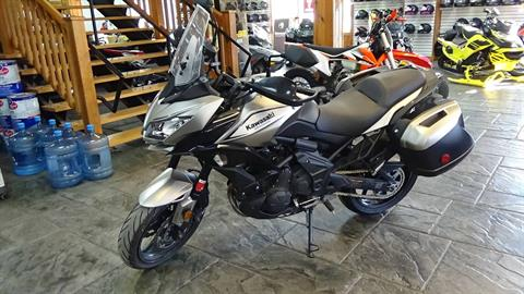 2017 Kawasaki Versys 650 LT in Bennington, Vermont - Photo 7