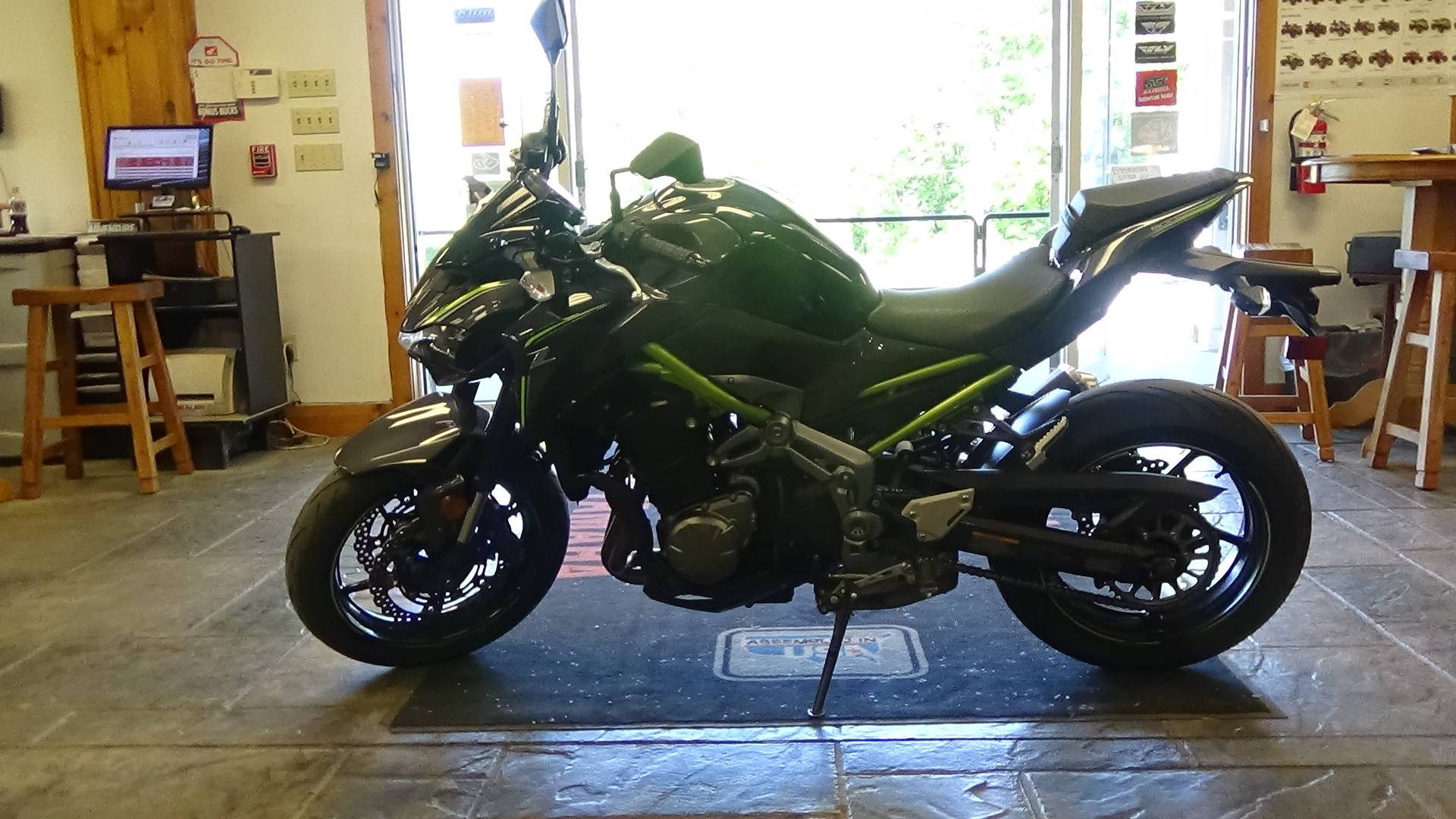 2017 Kawasaki Z900 in Bennington, Vermont - Photo 2