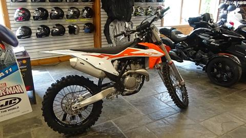 2020 KTM 350 SX-F in Bennington, Vermont - Photo 1