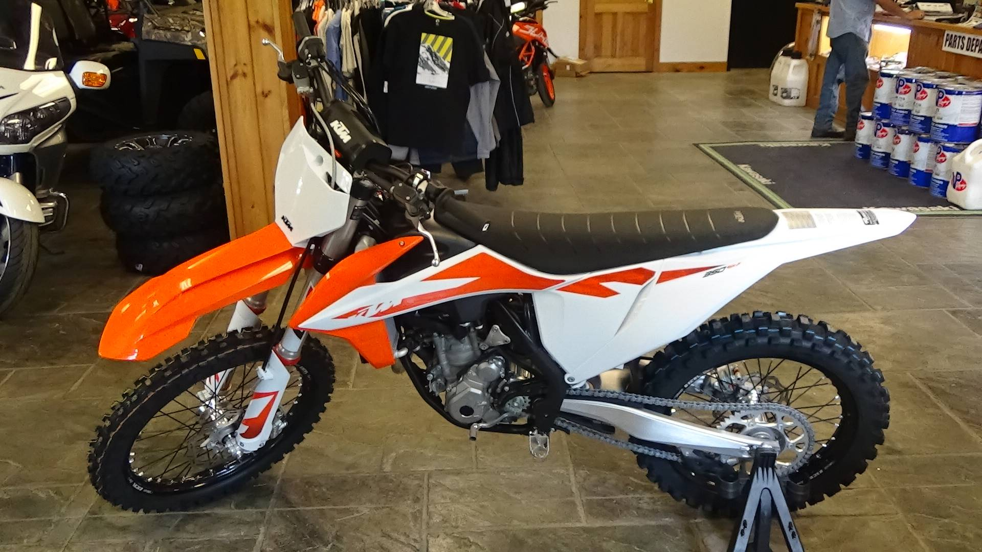 2020 KTM 350 SX-F in Bennington, Vermont - Photo 2
