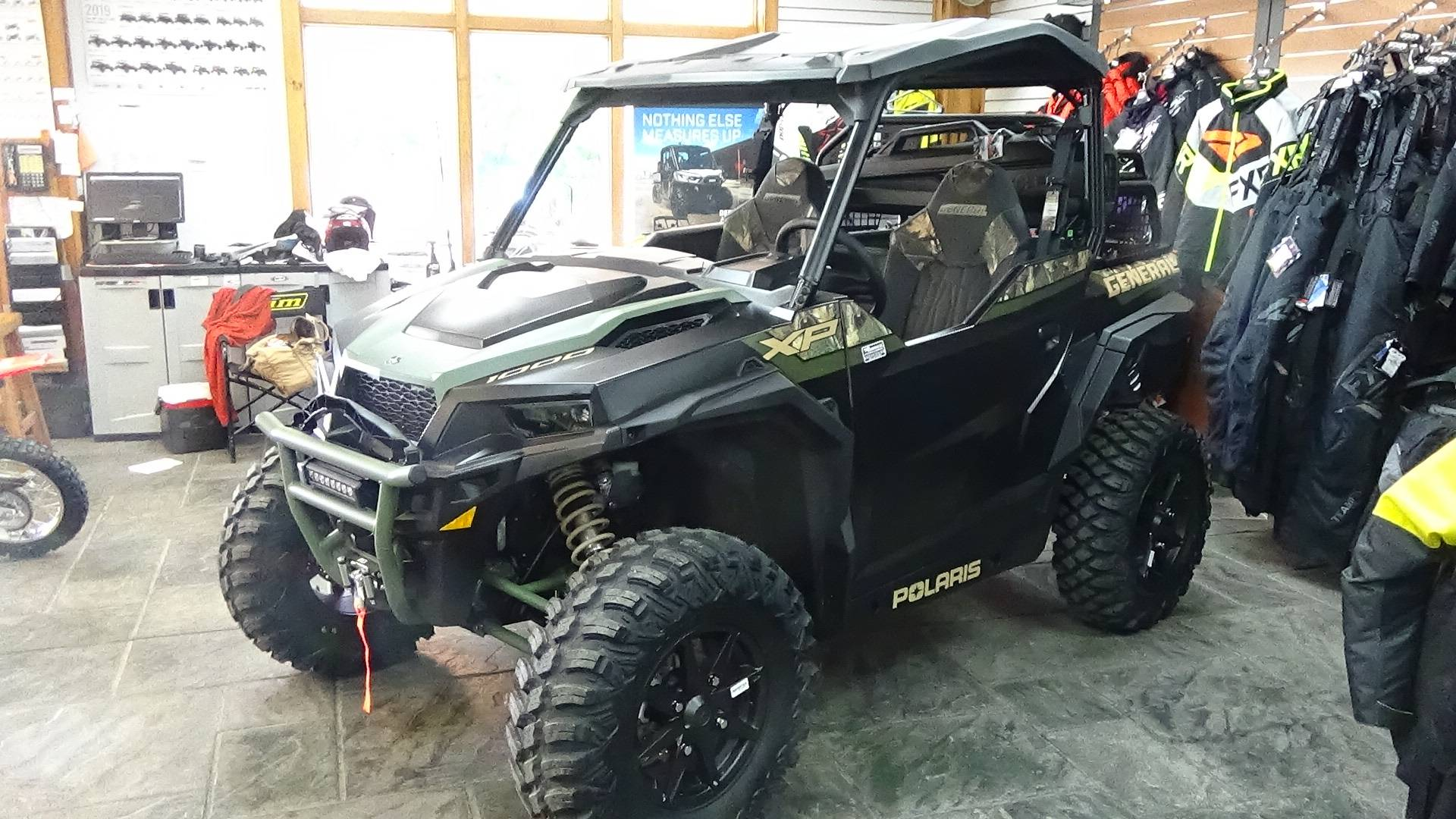 2021 Polaris General XP 1000 Pursuit Edition in Bennington, Vermont - Photo 1