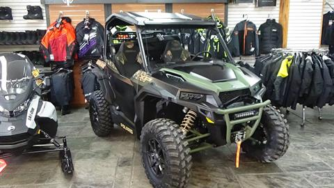 2021 Polaris General XP 1000 Pursuit Edition in Bennington, Vermont - Photo 2