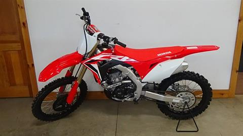 2020 Honda CRF250R in Bennington, Vermont
