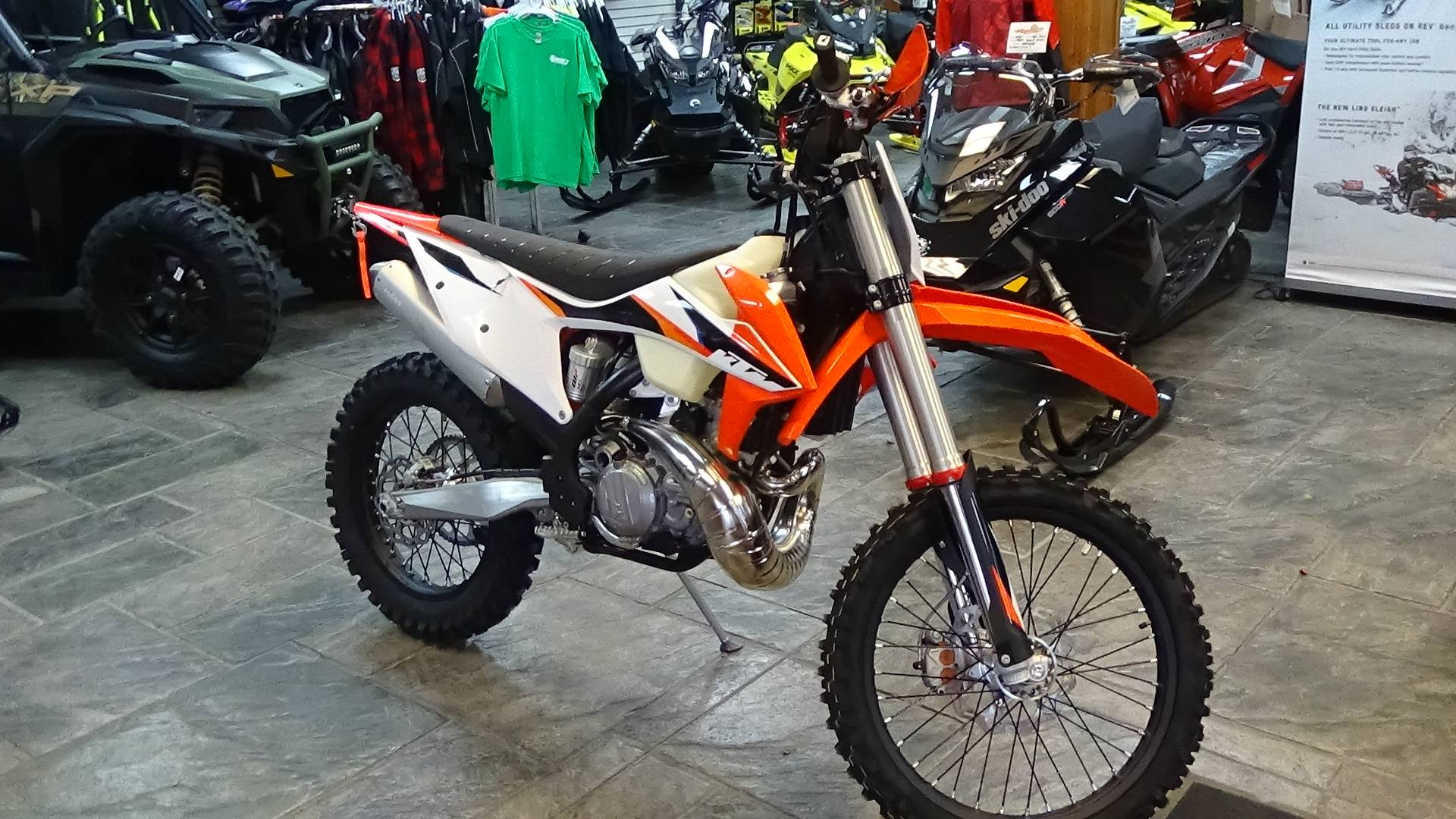 2021 KTM 300 XC TPI in Bennington, Vermont - Photo 3