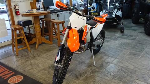 2021 KTM 300 XC TPI in Bennington, Vermont - Photo 4