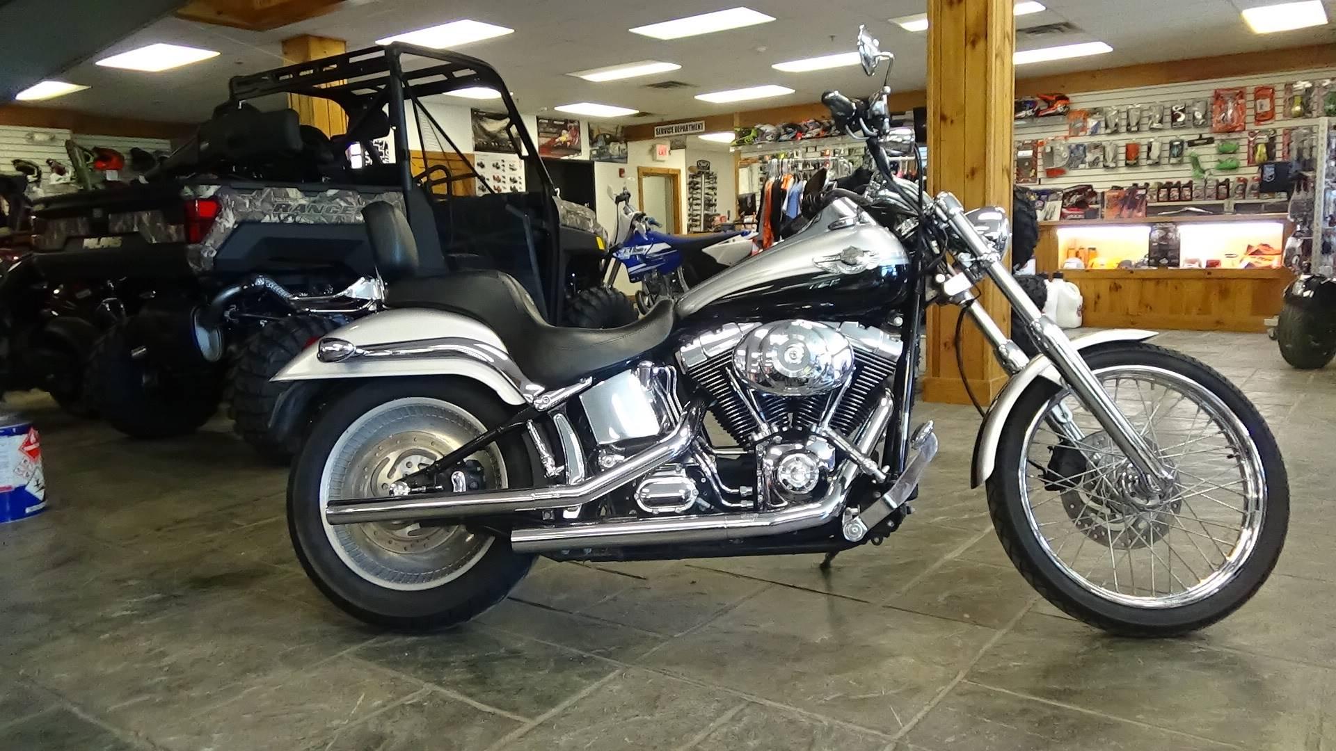 Used 2003 Harley-Davidson FXSTD/FXSTDI Softail® Deuce