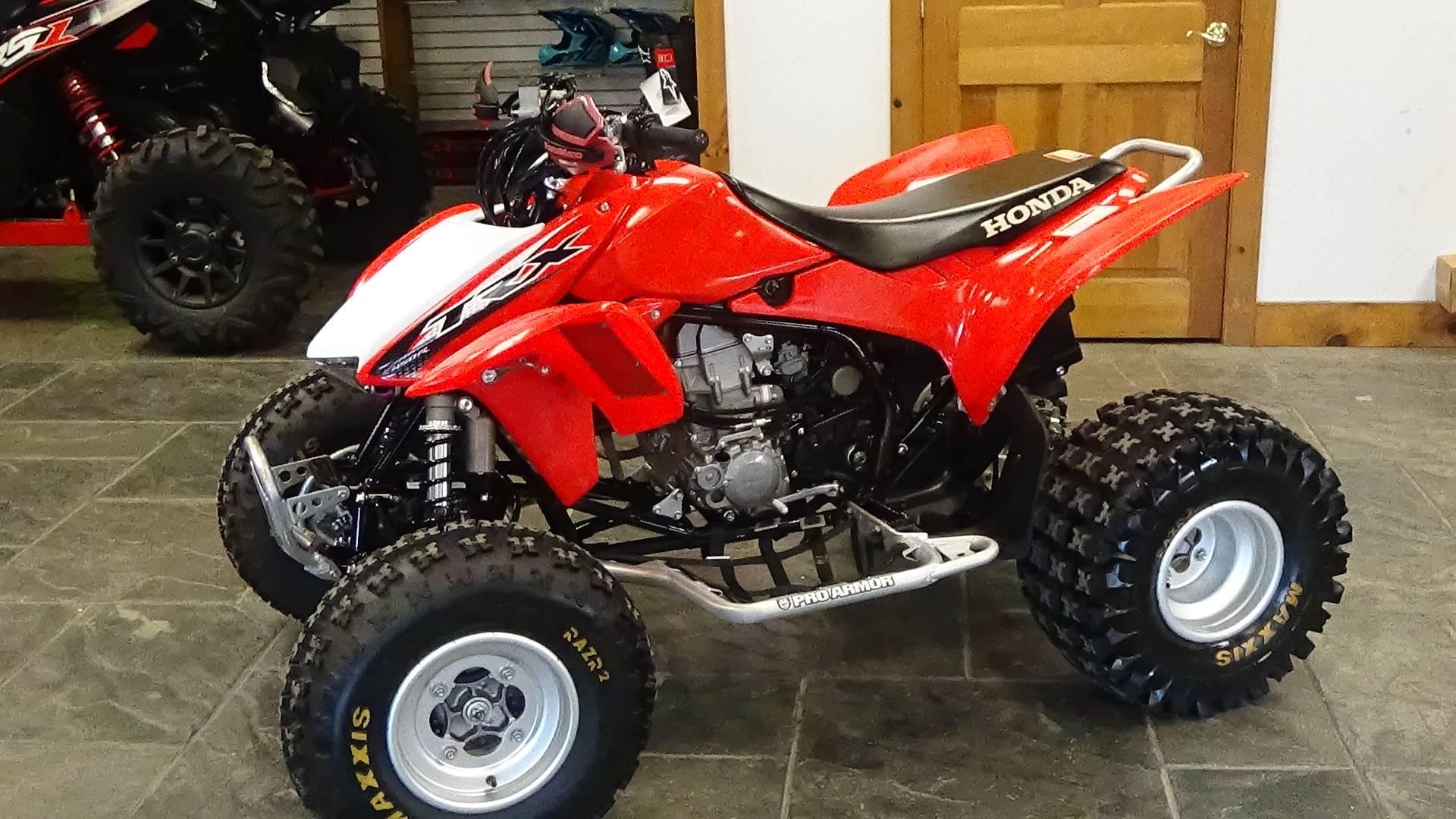 Used 2014 Honda TRX®450R ATVs in Adams, MA | Stock Number