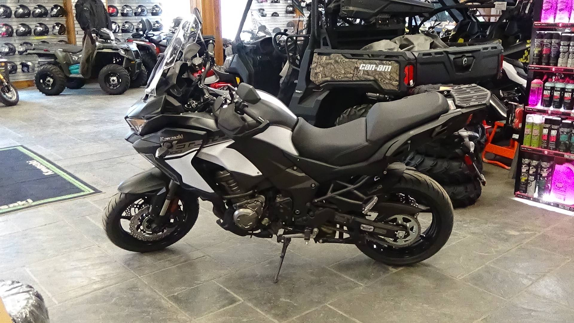 2019 Kawasaki Versys 1000 SE LT+ in Bennington, Vermont - Photo 2